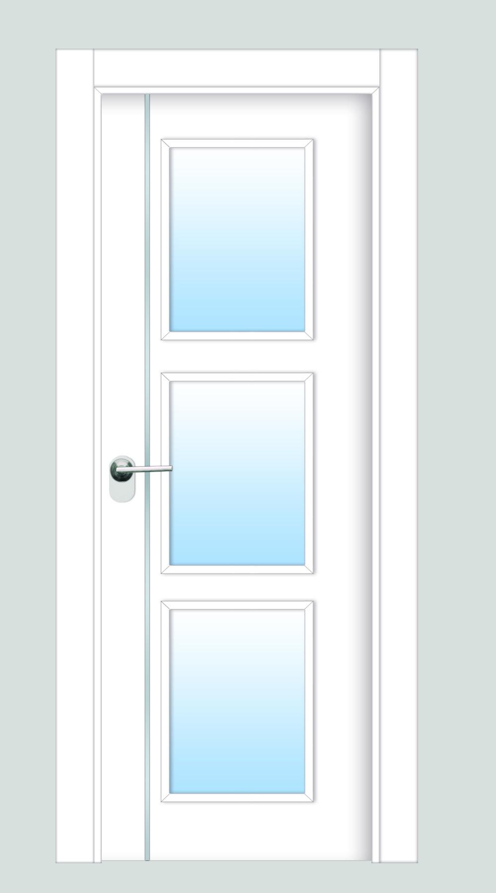 Tu Hogar Con Puertas Lacadas Dentro Puertas Lacadas En Blanco de